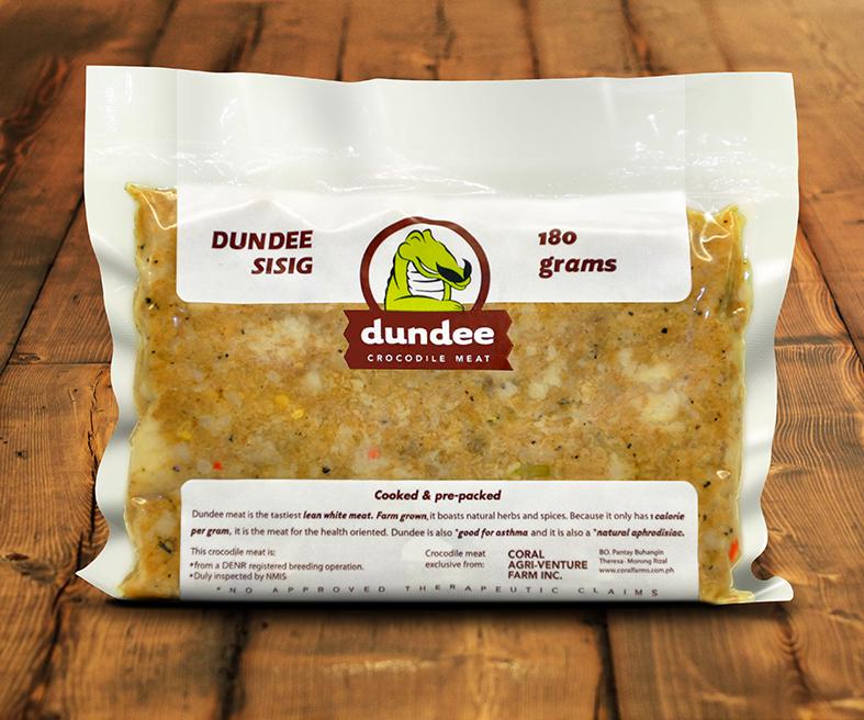 Dundee Sisig
